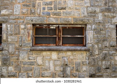 Vintage Glass Window Panes