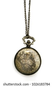 Vintage Golden Locket Watch