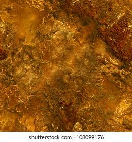 vintage golden seamless background