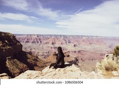 Vintage Grand Canyon Traveler