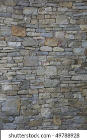 vintage grey stone wall background