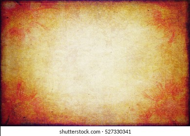 vintage grunge flower paper, flower vintage background with space for your text