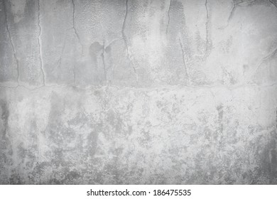 Vintage or grungy white background of natural cement or stone old texture as a retro pattern wall. Cracked stone wall background