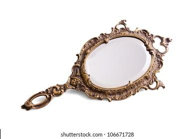 hand holding antique mirror.  Mirror Vintage Hand Mirror Intended Hand Holding Antique Mirror