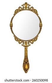Hand Mirror Images Stock Photos Vectors Shutterstock