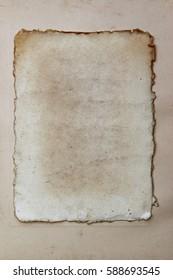 vintage letter papper