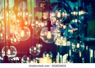 Vintage Lighting decoration