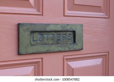 Vintage Mail Slot | Snail Mail