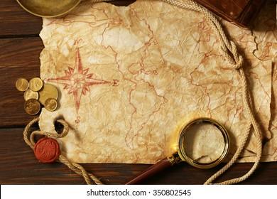 Scavenger Hunt List >> Treasure Hunt Images, Stock Photos & Vectors | Shutterstock