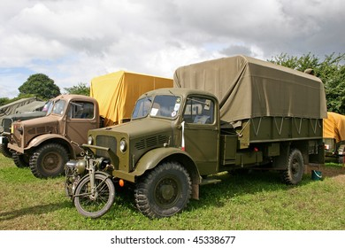 Vintage Military Truck Images, Stock Photos & Vectors
