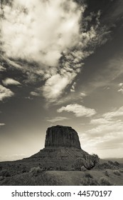 vintage Monument Valley