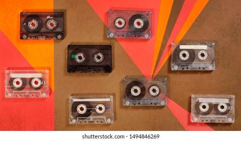 Imágenes, fotos de stock y vectores sobre Vintage 70s Disco
