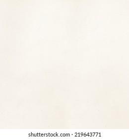 Vintage Off White Parchment Paper Background