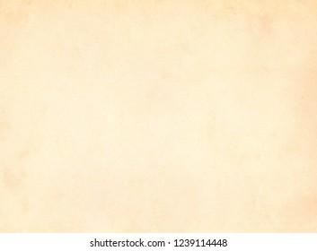 Vintage old paper parchment texture background
