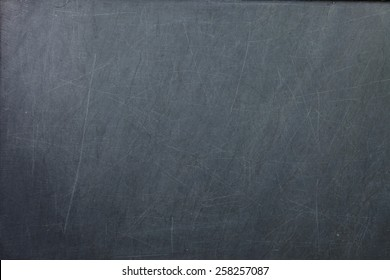 Vintage and old slate blackboard represent the teaching equipment related.