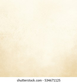Vintage Old White Paper Background With Distressed Brown Grunge Texture On Bottom Border