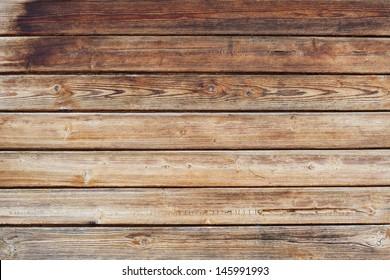 Vintage old wooden planks background