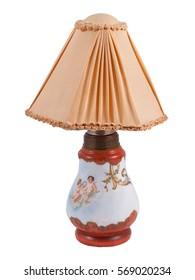 Vintage Ornament Lamp Nineteenth Century