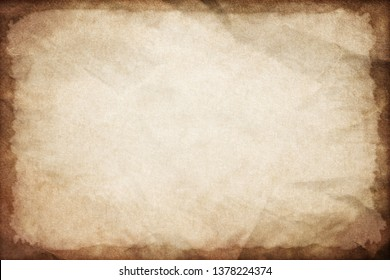 Vintage paper. Brown paper texture background