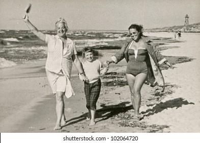 Vintage fkk Fkk family