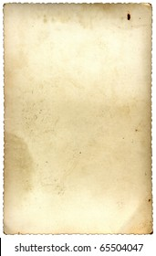 Vintage photo paper background