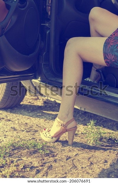 Sexy Vintage Legs