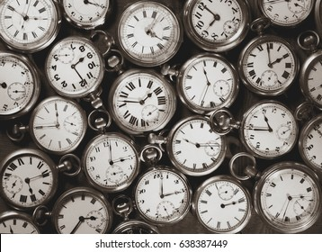 Vintage / Pocket Watches / Time