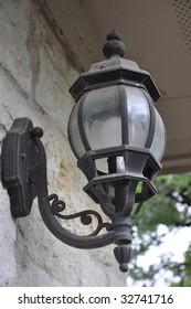 Vintage porch light