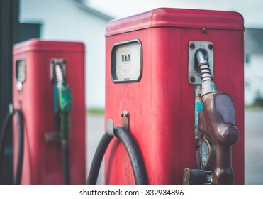 Old Gas Pump Images, Stock Photos & Vectors | Shutterstock