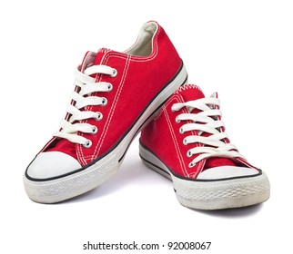 Canvas Shoe Images Stock Photos Vectors Shutterstock