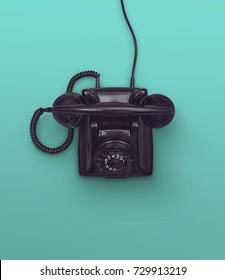 Vintage / retro telephone
