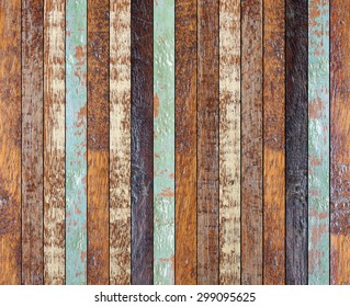 vintage rustic plank wood floorboard backdrop for interior,design,decorate and ornament