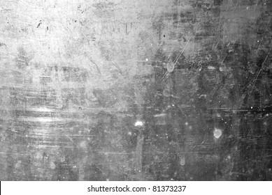 The vintage rusty grunge iron textured background