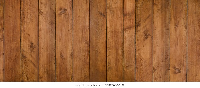 Vintage seamless dark wooden texture natural pattern for design. Panoramic background for your text or image.