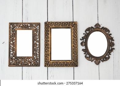 Wedding Photo Frame Images, Stock Photos & Vectors