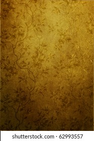 Vintage shabby wallpaper
