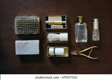Attractive Shaving Kit Images, Stock Photos & Vectors | Shutterstock UR31