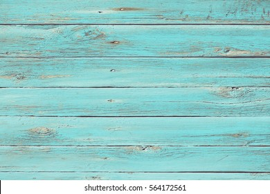 vintage shield Board, vintage old turquoise background and wood texture
