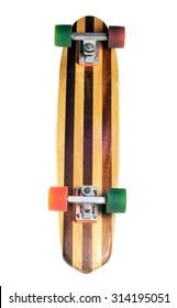 vintage 70�´s skateboard