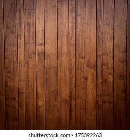 Vintage stained wooden background texture