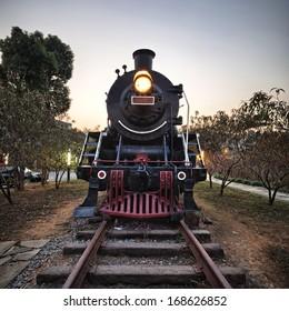 Steam Train Images, Stock Photos & Vectors   Shutterstock