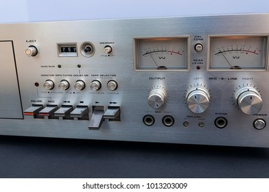 7a458aba8163 Similar Images, Stock Photos & Vectors of Stereo Cassette Tape Deck ...