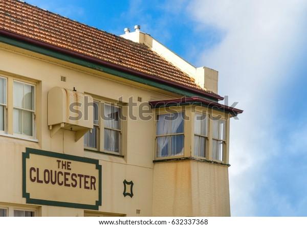 Vintage Styled Building In Katoomba , Australia