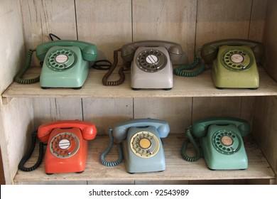 Vintage-Telefon