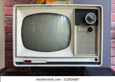Vintage television  to your shop.