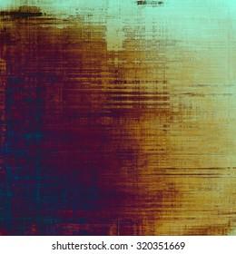 Vintage texture. With different color patterns: yellow (beige); purple (violet); blue; cyan