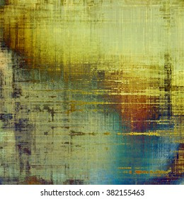 Vintage texture ideal for retro backgrounds. With different color patterns: yellow (beige); brown; blue; red (orange); gray