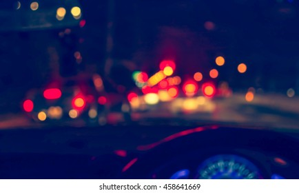 Blue Light Flasher Atop Police Car Stock Photo Edit Now 448997113