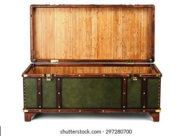 Vintage treasure chest