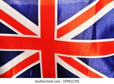 Vintage UK Union Jack flag suitable as background 7ba960564b87